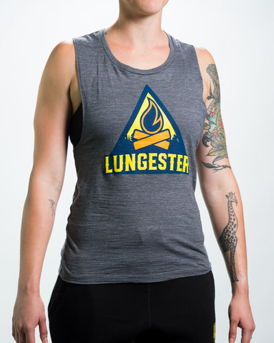 Lungester Muscle Tank - Women's - Street Parking