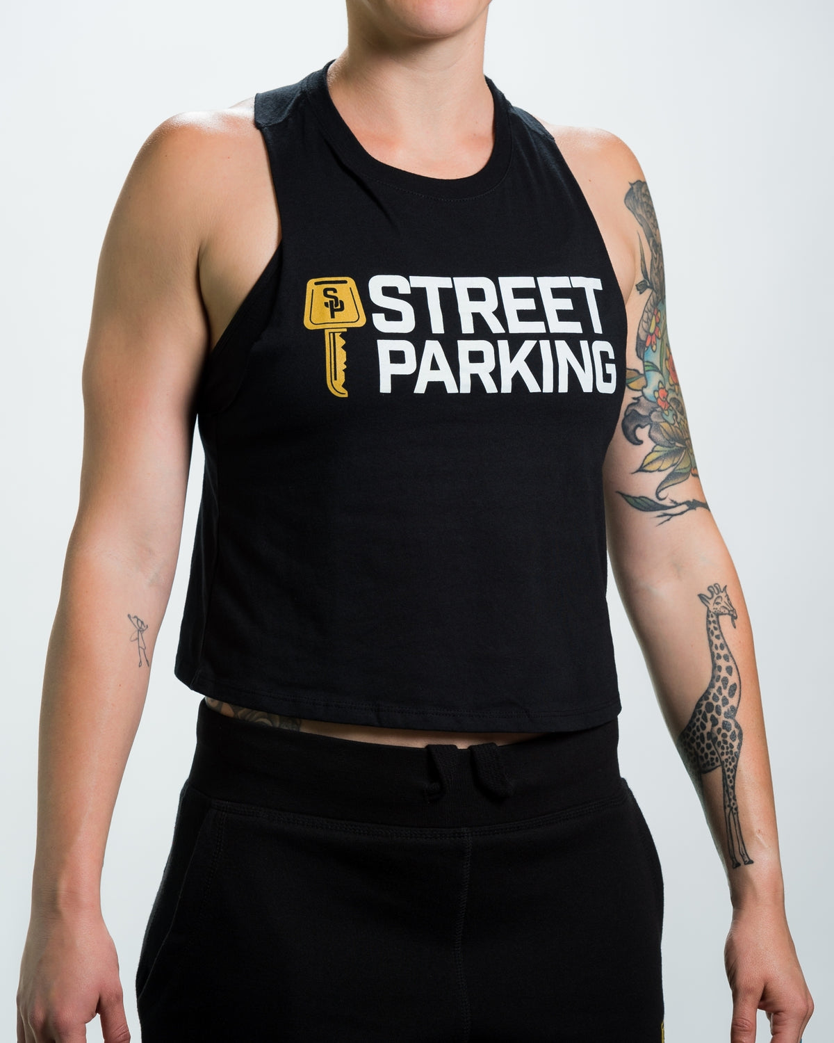 Street Parking Crop - Women's