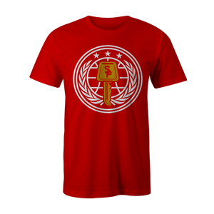Street Parking RED Veteran Tee