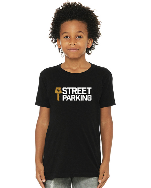 Street Parking Tee - Youth - Street Parking