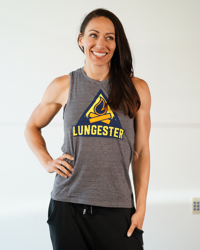 Lungester Women's Muscle Tank - Street Parking