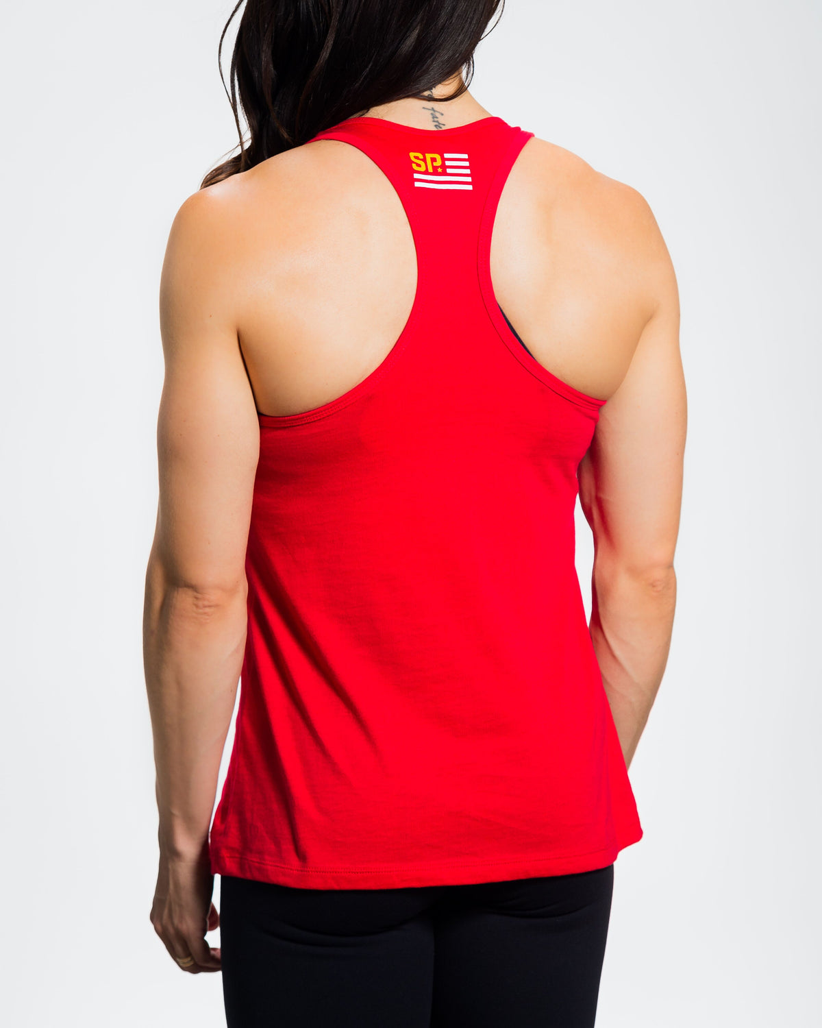 RED Veteran Tank - Women's - Street Parking