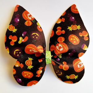 Pumpkin Hairbow