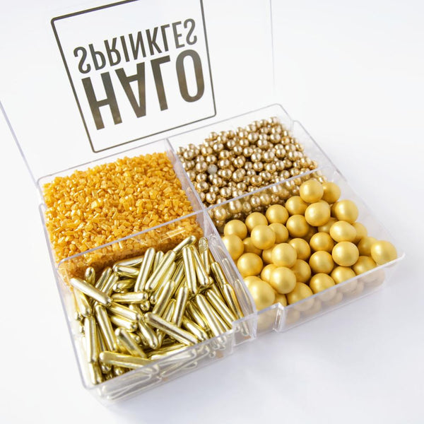 Halo Sprinkles Pick N Mix - Golds Box 240g