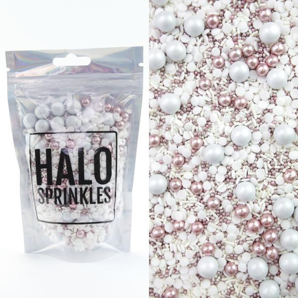 Halo Sprinkles Luxury Blends - Blushing Bride 110g
