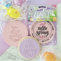 Sweet Stamp - Out Boss - Easter - Hello Spring