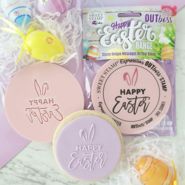 Sweet Stamp - Out Boss - Easter - Happy Easter Ears