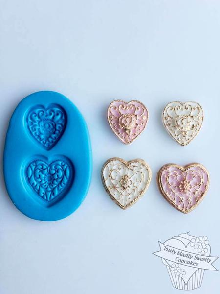 Heart Duo Mould