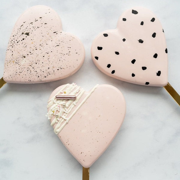 Heart Cakesicle Making Kit
