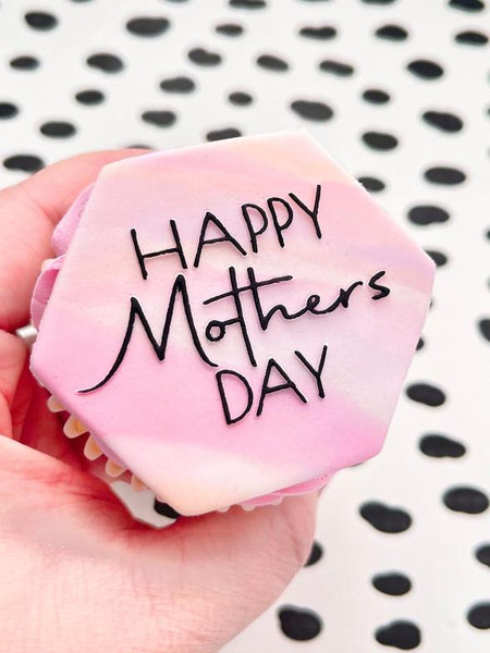 Sweet Stamp - Wish Upon a Cupcake - Happy Mother's Day