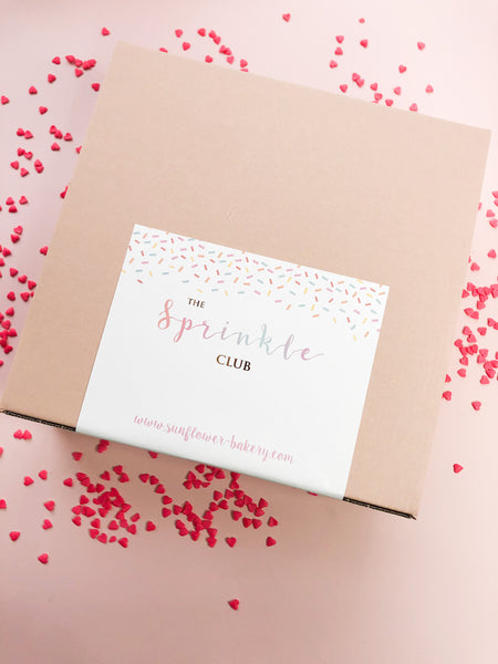 Deluxe Sprinkle Box - Sprinkle Club Box Subscription