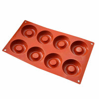 Mini Silicone Doughnut Mould