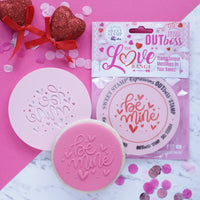 Sweet Stamp - Out Boss - Be Mine Hearts