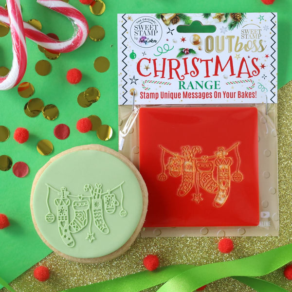Copy of Sweet Stamp - Out Boss - Christmas Stockings