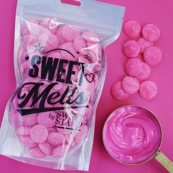 Sweet Stamp - Sweet Melts - Hot Pink
