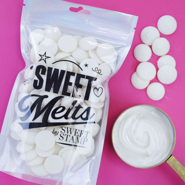 Sweet Stamp - Sweet Melts -Ivory
