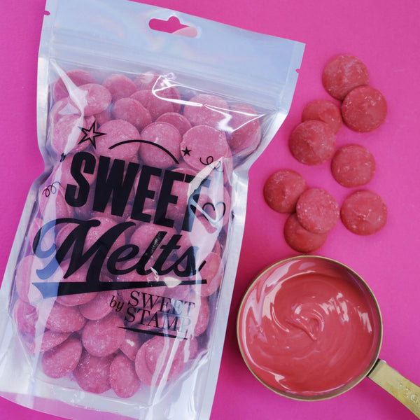 Sweet Stamp - Sweet Melts - Red