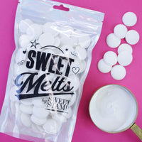 Sweet Stamp - Sweet Melts - Super White