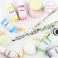Sweet Sticks - Edible Paint - Pastel Green (15ml)