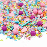 Super Streusel - Confetti Blast - Sprinkle With Chocolate Balls 90g