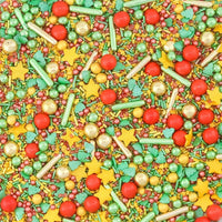 Super Streusel - Holy Goldy - Sprinkles with Chocolate Balls