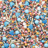 Super Streusel - Hullabaloo - Sprinkle With Chocolate Balls 90g