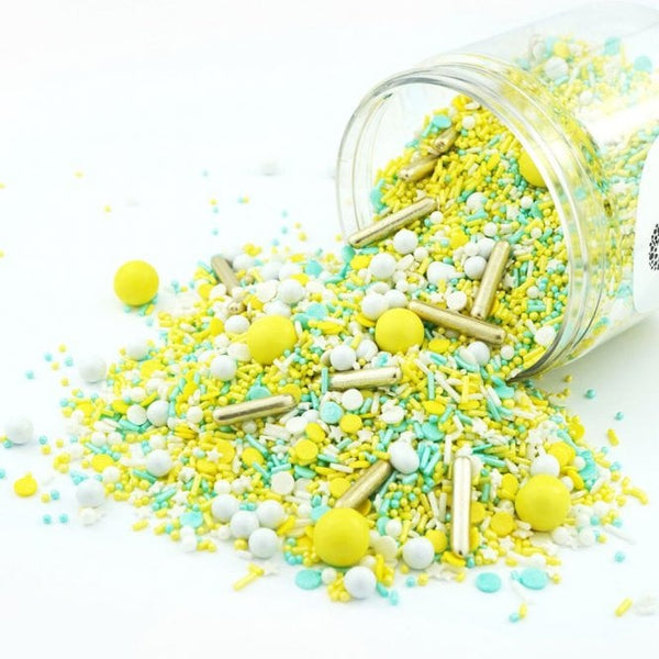 Super Streusel - Lemon Squeezy - Sprinkle With Chocolate Balls 90g
