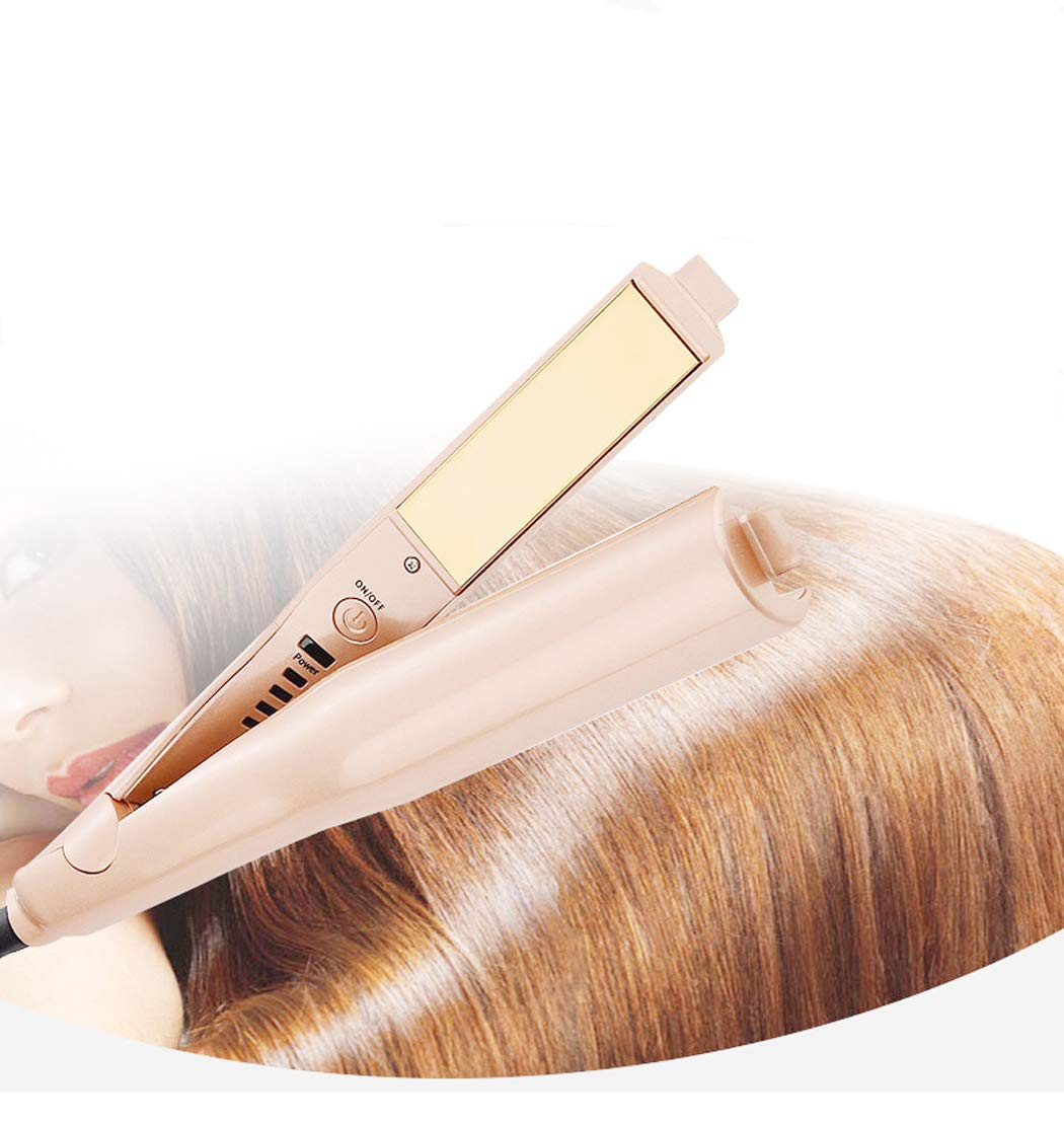 2 in 1 Gold Titanium Flat Iron