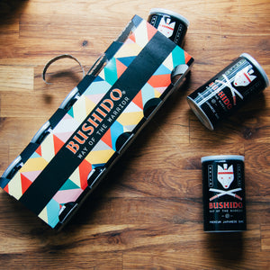 Bushido Sake Can Packs