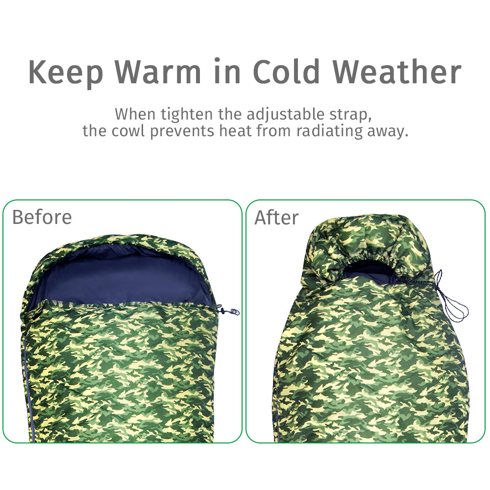 Mummy Ultralight Sleeping Bag