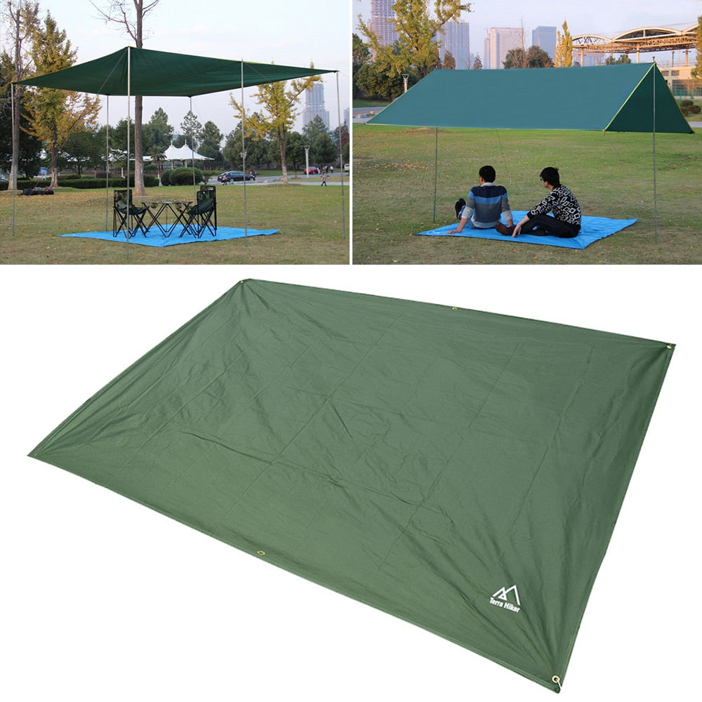 Sun Shade Rain Cloth Shelter