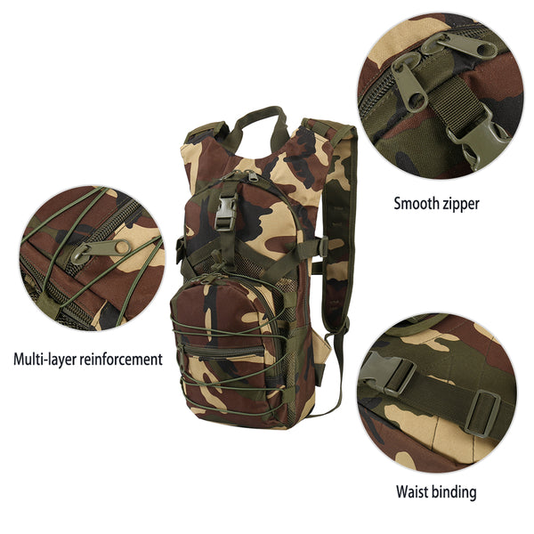 800 D Oxford Military Backpack