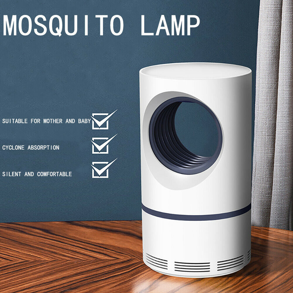 Electronic Mosquito Trapper Lamp