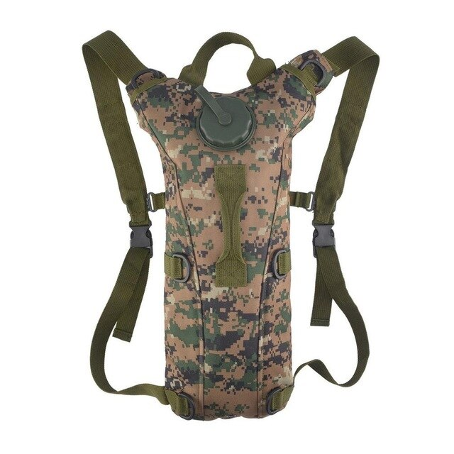 Tactical Hydration System Backpack