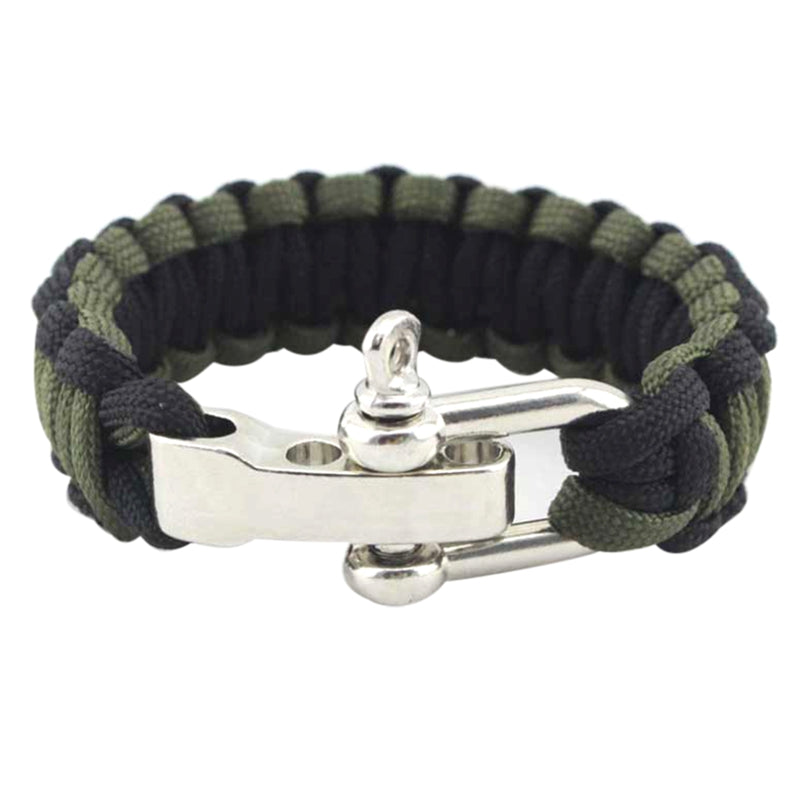 Adjustable 7 Strands Paracord Bracelet
