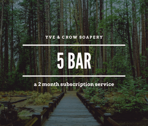 5 Bar Subscription Box