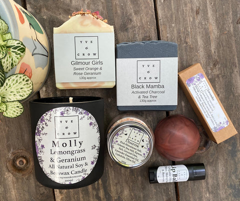 Jade's Big Autumn Box