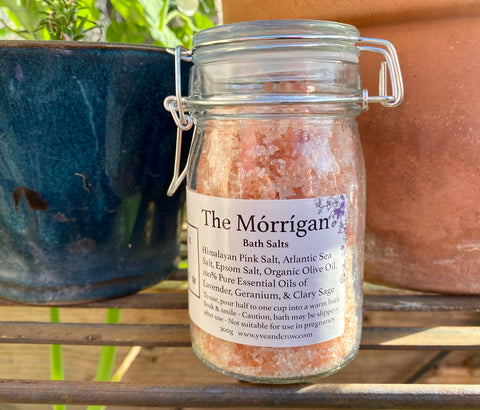 'The Morrigan' Bath Salts