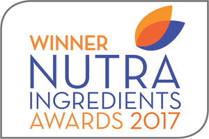 Winner Nutra Ingredients Award 2017