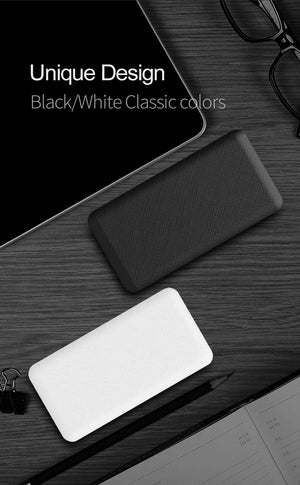 Portable Charging Ultra thin Powerbank