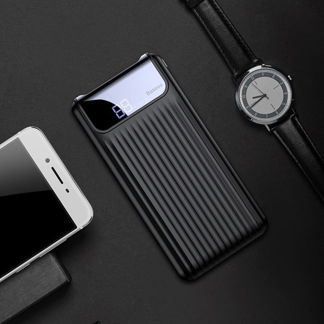 Dual USB Power Bank For iPhone