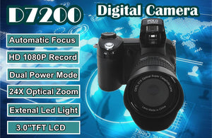 POLO D7200 Digital Camera