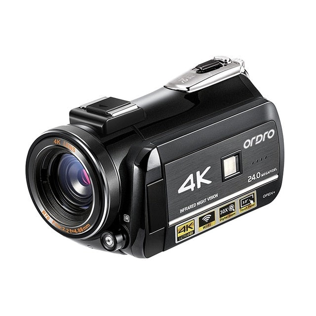 4k WIFI Digital Video Camera