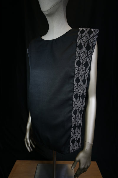 Sleeveless Yakan Handwoven Top