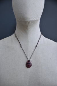 Talaandig Necklace - Small Face