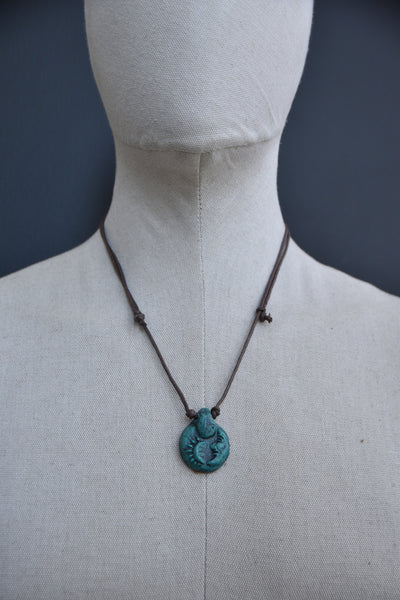 Talaandig Necklace - The Sun and Moon