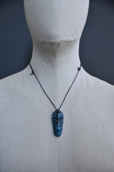 Talaandig Necklace - Large Long Face
