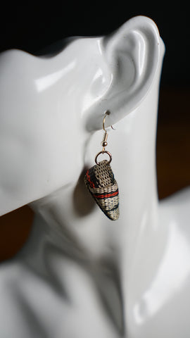 Tinalak Earrings