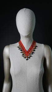 Kalinga Beaded Choker