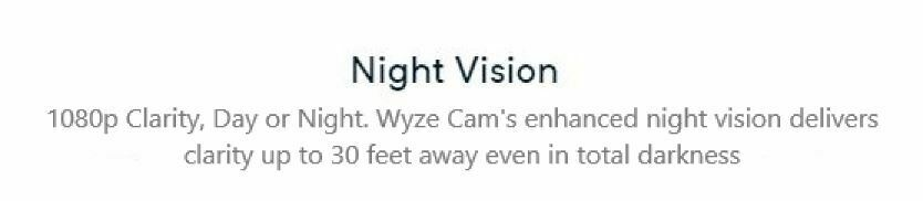 Wyze Cam v2 1080p HD Indoor WiFi Smart Home Security Cam Baby Cam Night  Vision
